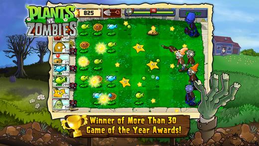 植物大战僵尸1老版本游戏安卓版下载图1:
