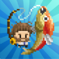 沙漠荒岛钓鱼乐游戏汉化中文版(Desert Island Fishing) v1.0