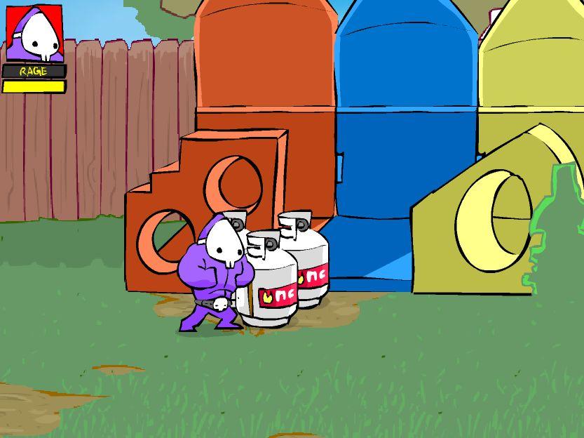 狂扁熊孩子游戏最新手机版下载图1: