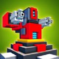 像素坦克塔防战争无限金币破解版(War Boxes Tower Defense) v1.0.0