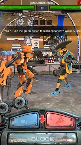 粉碎机器人游戏安卓中文版(Smash robots)图2: