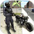 3D摩托追捕安卓版手机游戏下载(Moto Fighter 3D) v20170920