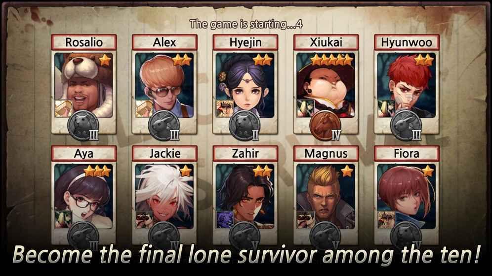 黑色幸存者游戏官方网站正版下载图4: