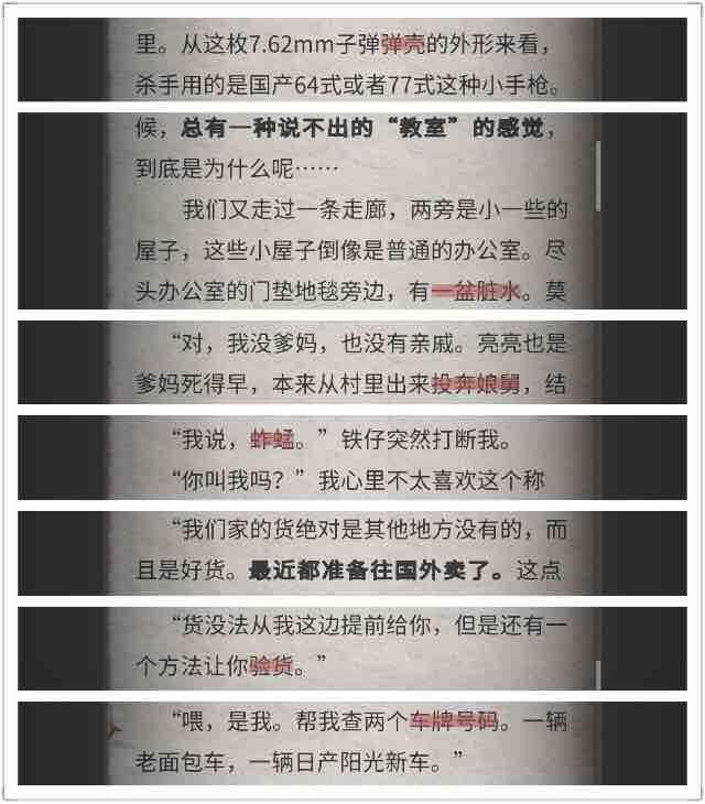 流言侦探N的调查报告大全 n的隐藏线索汇总[多图]图片9