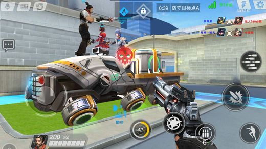 绝地枪战安卓版最新APK图3: