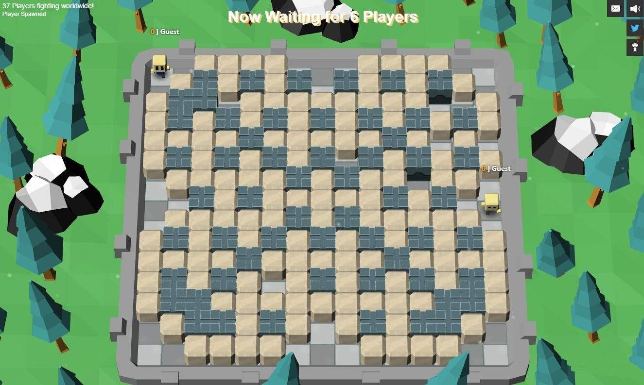 爆破竞技场游戏安卓中文版(Blast Arena)图2: