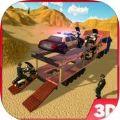 越野警察卡车运输游戏官方版 v1.0