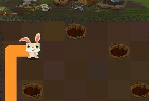 Patchmania营救60关怎么三星通关? 兔子复仇记营救60关图文通关教程[多图]