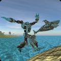机器人鲨鱼游戏
