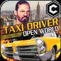 开放世界模拟出租车游戏