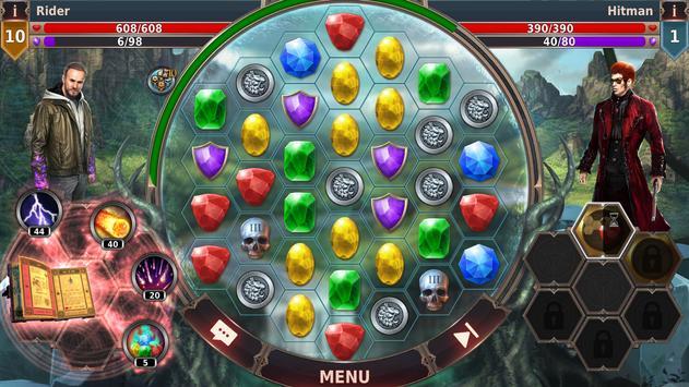 枪炮魔法2游戏安卓手机版下载(Gunspell 2)图1: