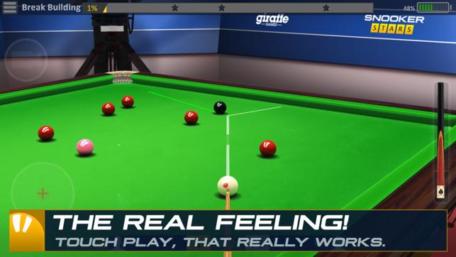 Snooker StarsIOS苹果版下载图1: