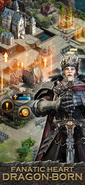 列王的纷争无限金币最新修改版(clash of kings)图4: