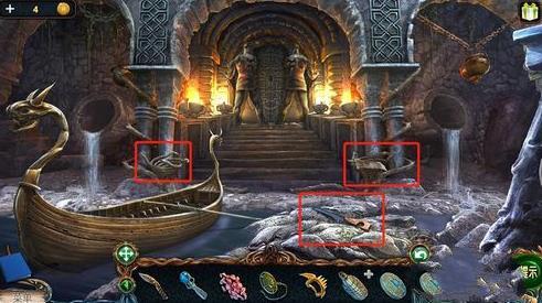 密室逃脱探索地库6疯狂城堡攻略 失落3黄金诅咒疯狂城堡怎么过?[多图]