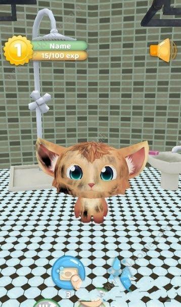 我的说话虚拟宠物无限钻石破解版图3: