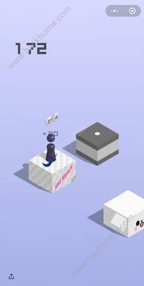跳一跳箱子角落的广告怎么去掉?微信跳一跳箱子上的广告介绍图片1