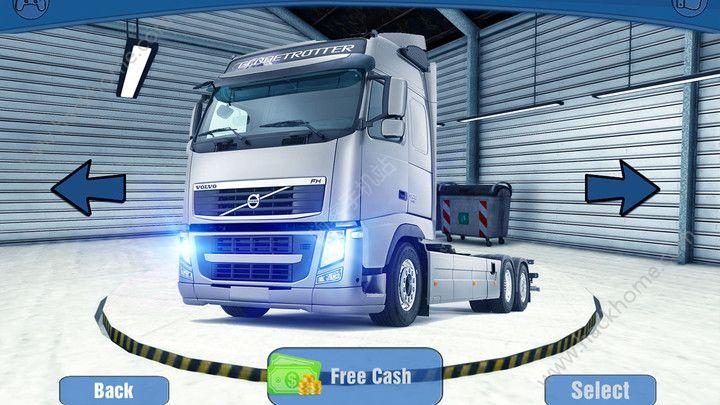 美国货运卡车模拟游戏中文安卓版图2: