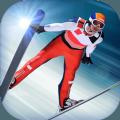 冬季运动跳台滑雪模拟安卓游戏下载 v1.4.5