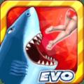 饥饿鲨进化4.0最新无限钻石破解版 v7.7.0.0