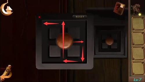 密室逃脱绝境系列2海盗船第七关攻略 卡片图文通关教程[多图]