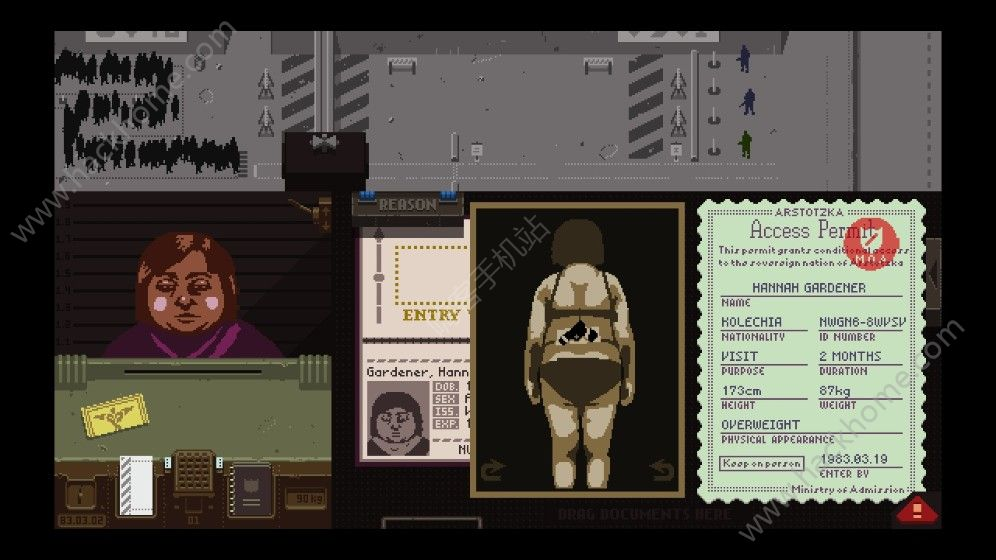 Abbey小熙解说请出示证件游戏安卓汉化版下载图片2