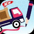 物理脑力卡车游戏安卓版下载(Brain Box) v1.1
