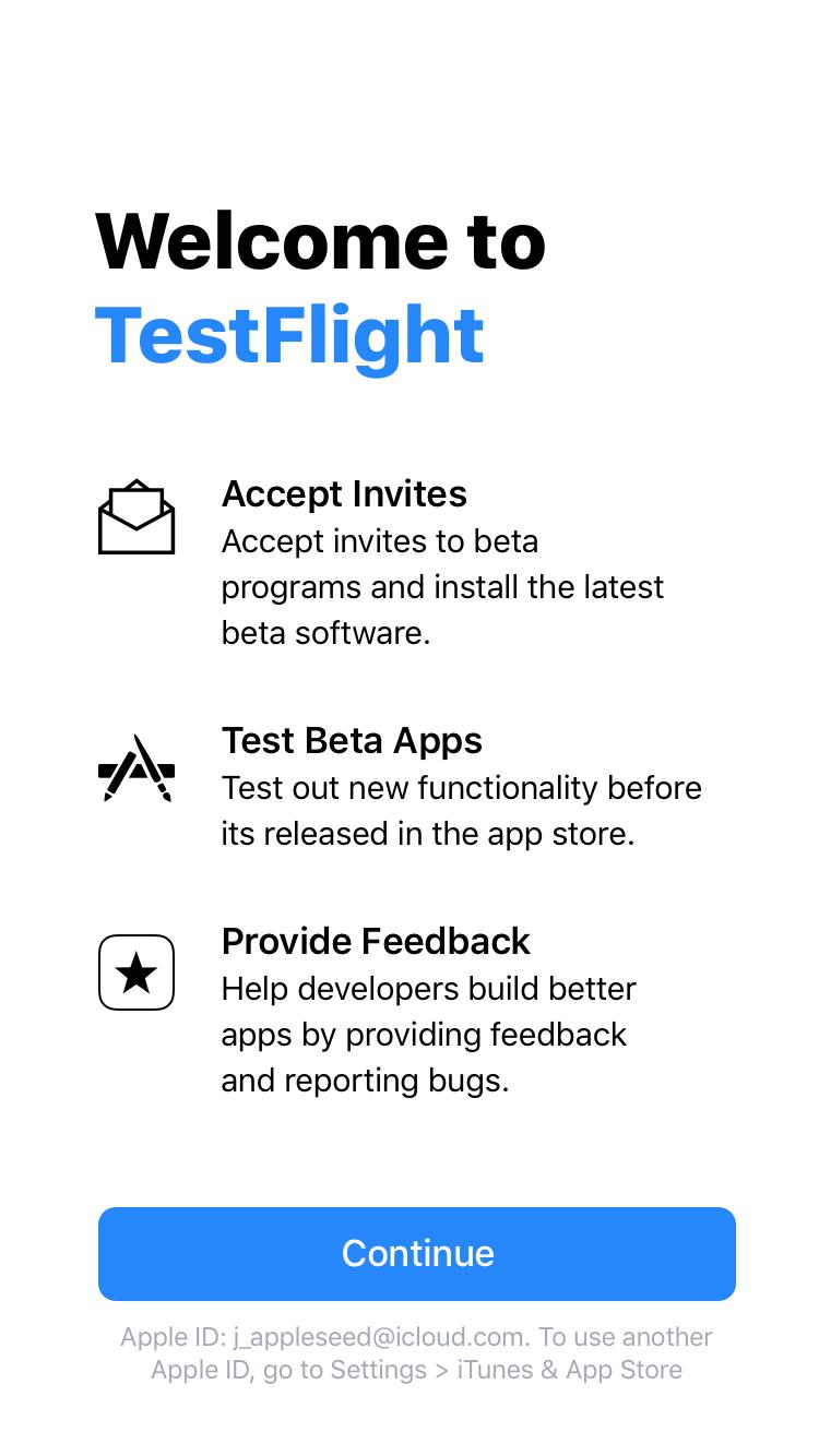 极乐园testflight兑换码邀请码附教程免费下载图1: