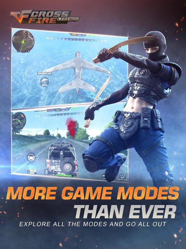 CrossFire Legends官方国际版下载图1: