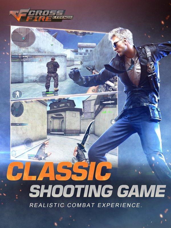 CrossFire Legends官方国际版下载图片2