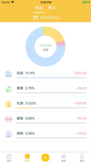招财记账app图3
