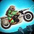 僵尸射击游戏摩托车赛无限金币中文破解版(Zombie Moto Race) v3.36
