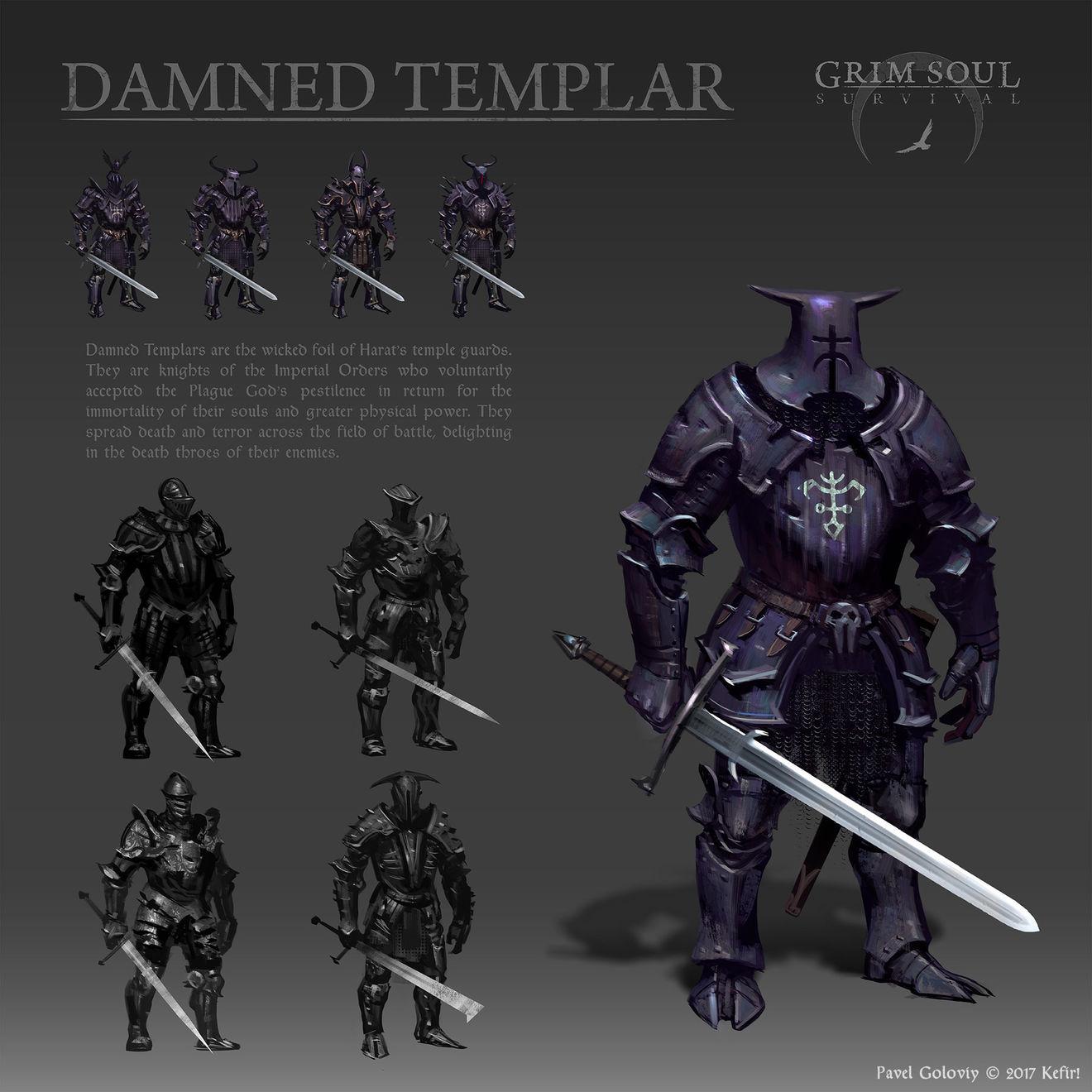 Grim Soul圣殿骑士攻略 圣殿骑士击杀视频推荐[多图]