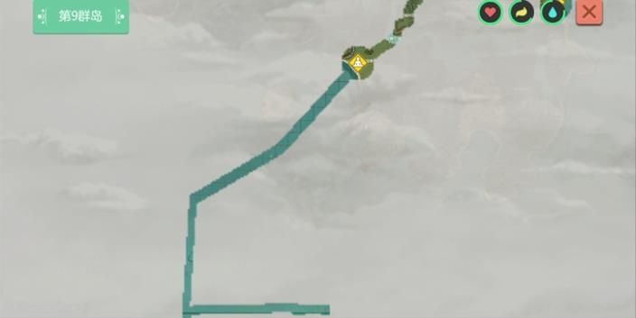 创造与魔法神秘小岛在哪里 神秘小岛资源分布[多图]