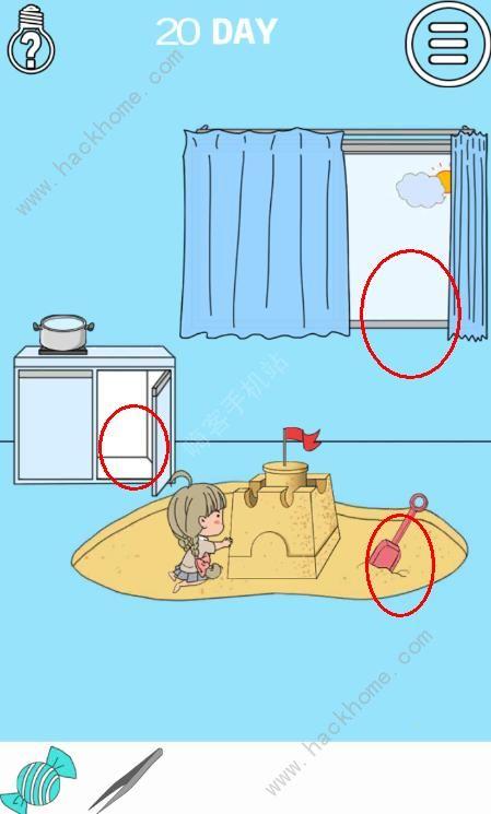 妈妈把我的泡面藏起来了3第20关攻略 螃蟹泡面图文通关教程[多图]图片1