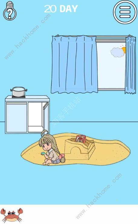 妈妈把我的泡面藏起来了3第20关攻略 螃蟹泡面图文通关教程[多图]图片3