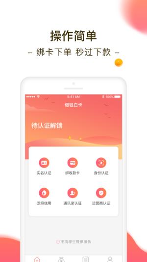 借钱白卡app图3