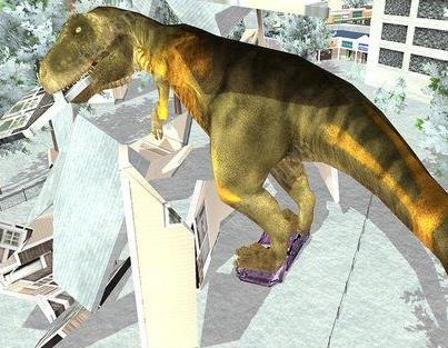 恐龙游戏大全