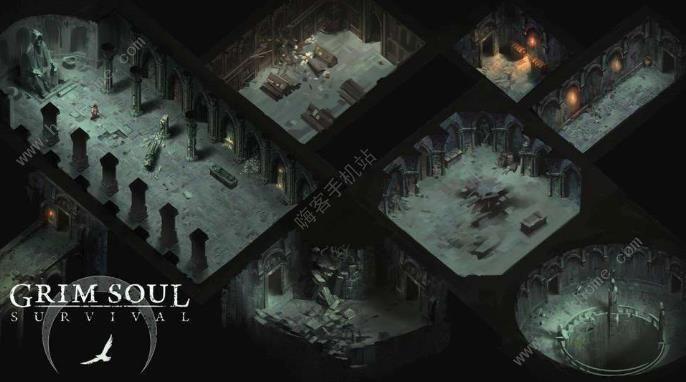 冷酷灵魂黑暗幻想生存1.10攻略大全 1.10新版本通关攻略[多图]图片1