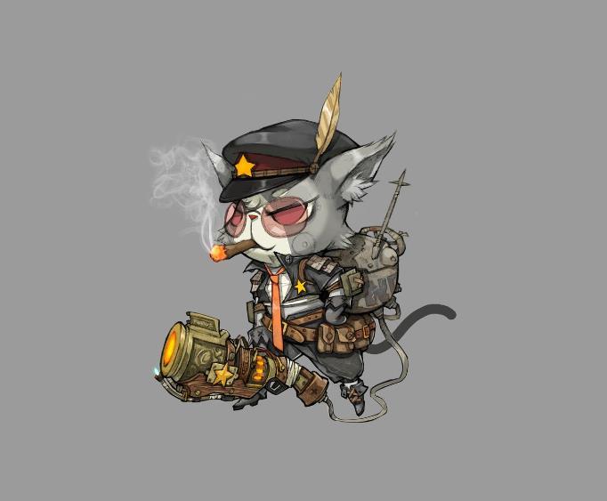 猫狩纪手游巨炮攻略 巨炮属性选择讲解[多图]