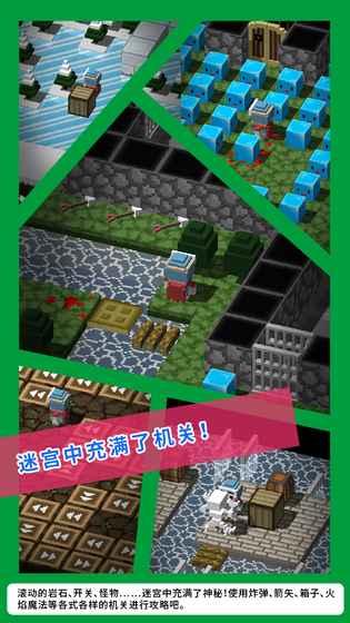 砖块迷宫建造者手机中文版iOS苹果版图3: