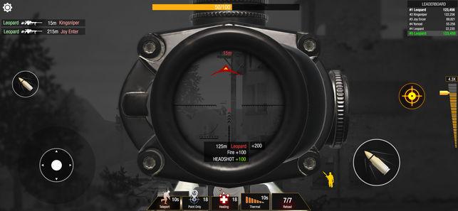 子弹打击战场官网中文内测版(Bullet Strike Battlegrounds)图6:
