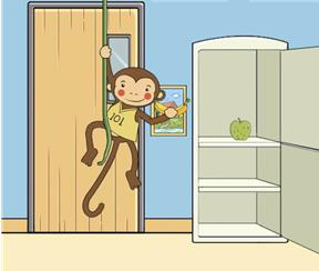 妈妈把钥匙藏起来了第26关攻略 猴子图文通关教程[多图]