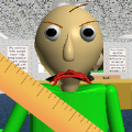 baldi老师平面2D版游戏