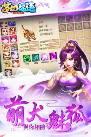 梦幻仙语安卓图3