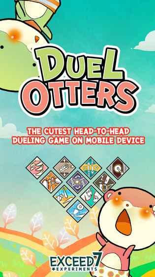 Duel Otters官网IOS版图5: