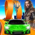 超级英雄赛车特技比赛游戏安卓最新版下载 v1.0