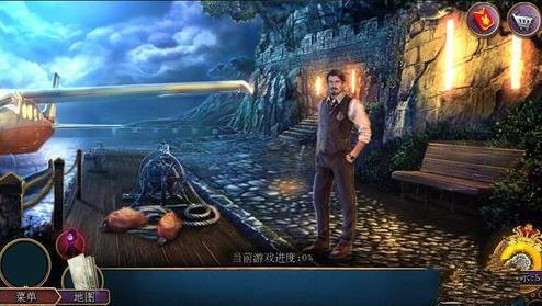 密室逃脱22海上惊魂罪恶之路第一关攻略 进入庄园图文通关教程[多图]