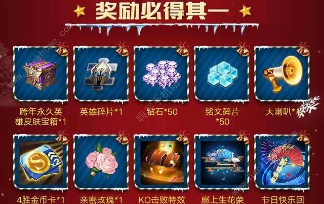 王者荣耀跨年宝箱有什么 跨年宝箱极品奖励汇总[多图]图片2