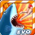 饥饿的鲨鱼无限钻石金币直装安卓破解版 v7.3.0.0