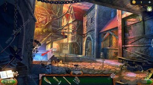 密室逃脱18移动迷城流浪者第三关攻略 伯爵城堡大门图文通关教程[多图]图片1
